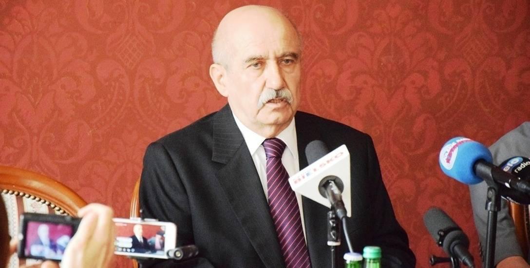 Jacek Krywult nie będzie kandydował na urząd prezydenta Bielska-Białej. Swą decyzję ogłosił na konferencji prasowej 6 września 2018