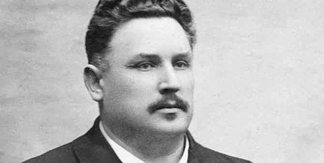 Józef Karol Puchalski około 1910 roku