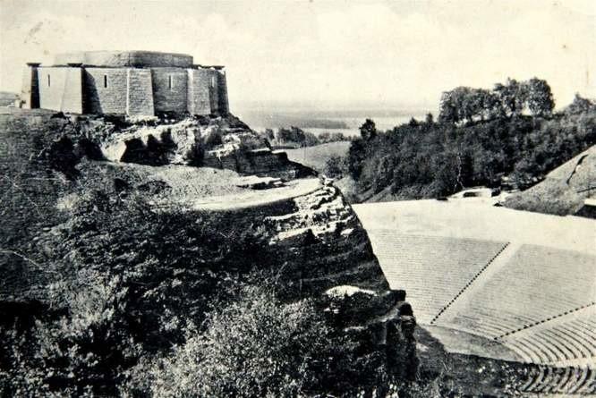 Centrum nazistowskiej Góry św. Anny miało być monumentalne mauzoleum