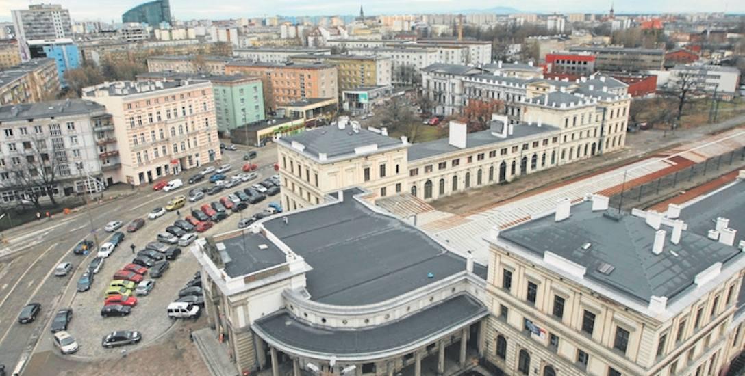 Dworzec Świebodzki ułatwiał kiedyś dojazd do pracy i szkół mieszkańcom podwrocławskich miejscowości