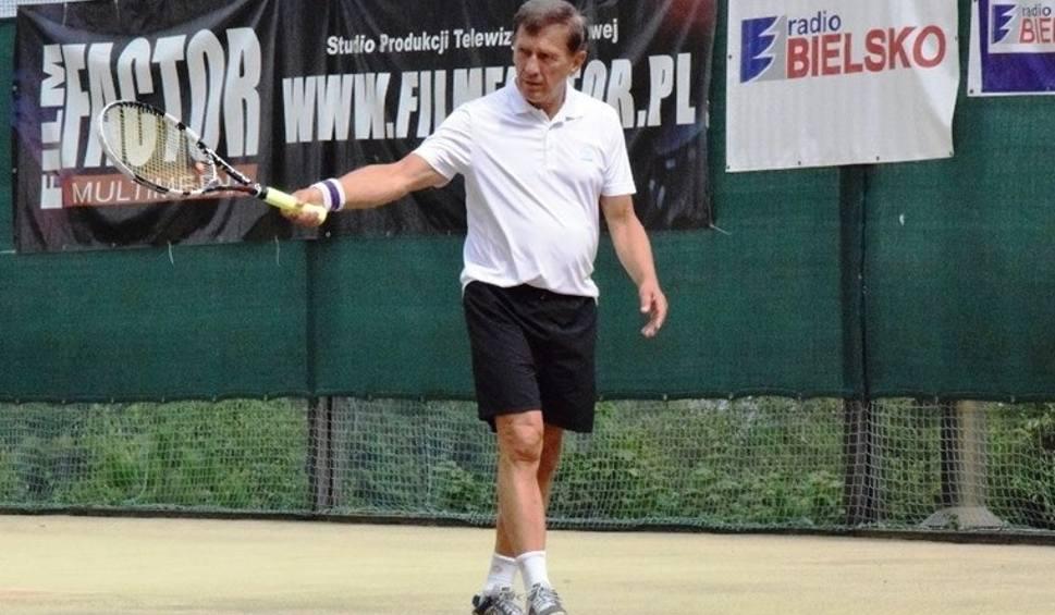 Film do artykułu: XII Beskid Cup: Gwiazdy przyjechały do Bielska grać w tenisa ZDJĘCIA