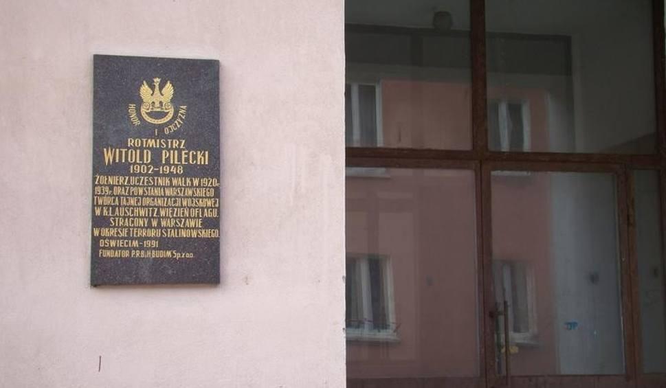Film do artykułu: Nie ma zgody na budowę pomnika rotmistrza Pileckiego na osiedlu jego imienia w Oświęcimiu