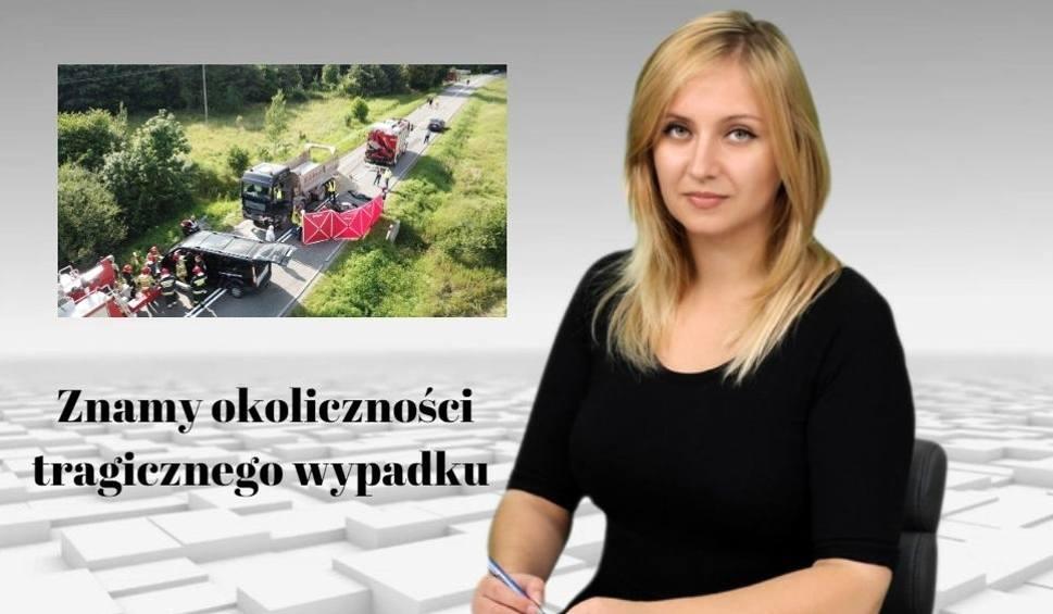 Film do artykułu: Auto zmiażdżone przez ciężarówkę! Ratownicy zdradzają, jak do tego doszło. Wiadomości