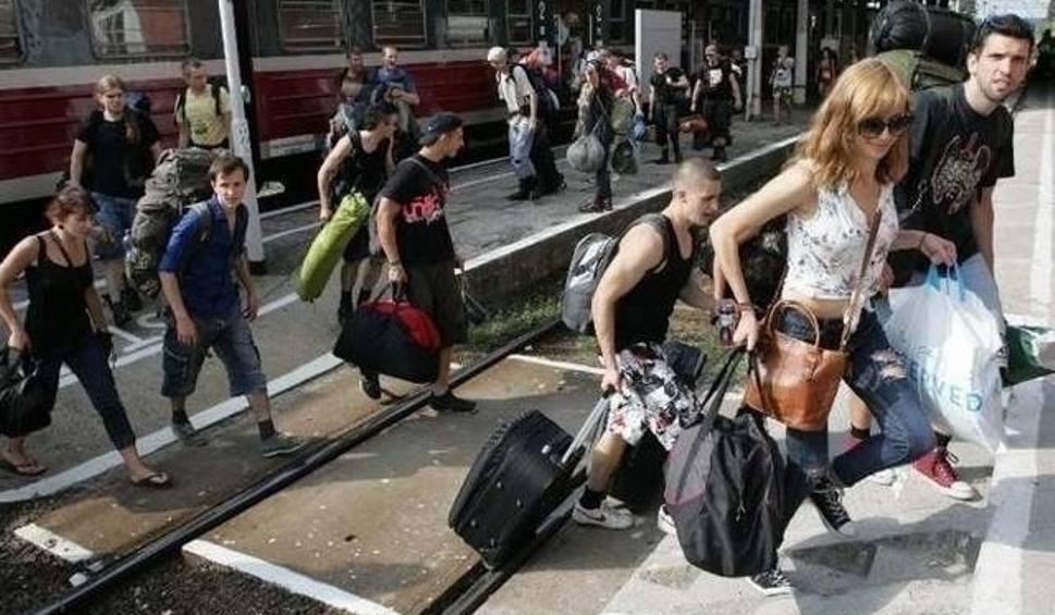 Film do artykułu: Pol'and'Rock Festiwal 2019. Co z obiecanymi przez premiera pociągami? Na razie jest chaos. Nie wiadomo kiedy będą ani skąd przyjadą