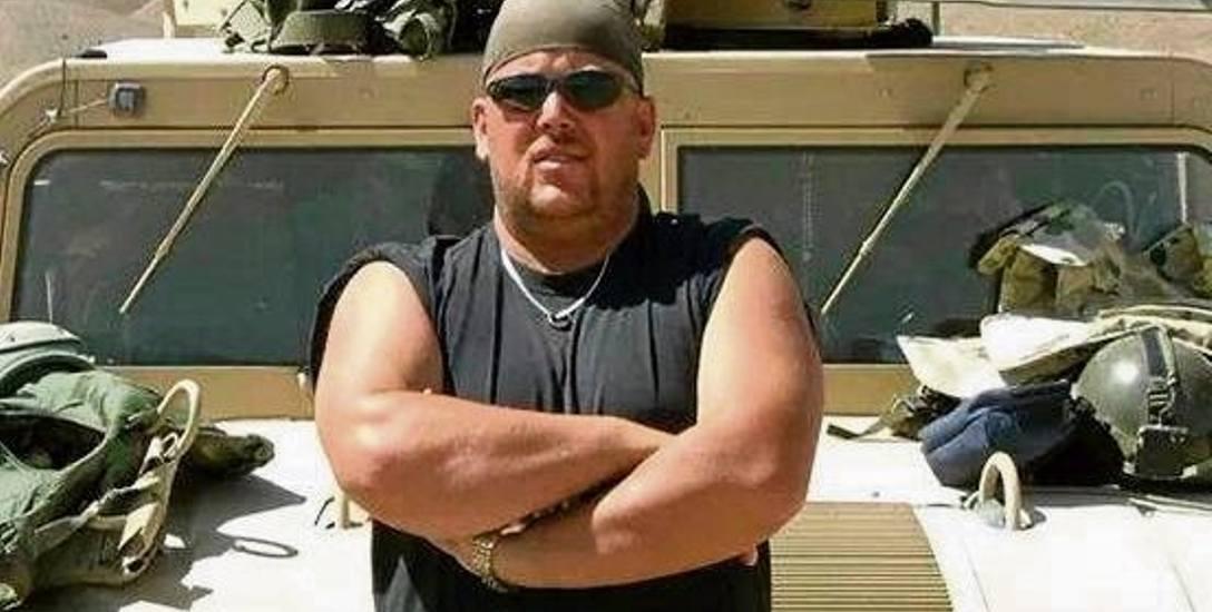 Szymon Mutwicki w Afganistanie spotkał śmierć. W Polsce musiał się leczyć