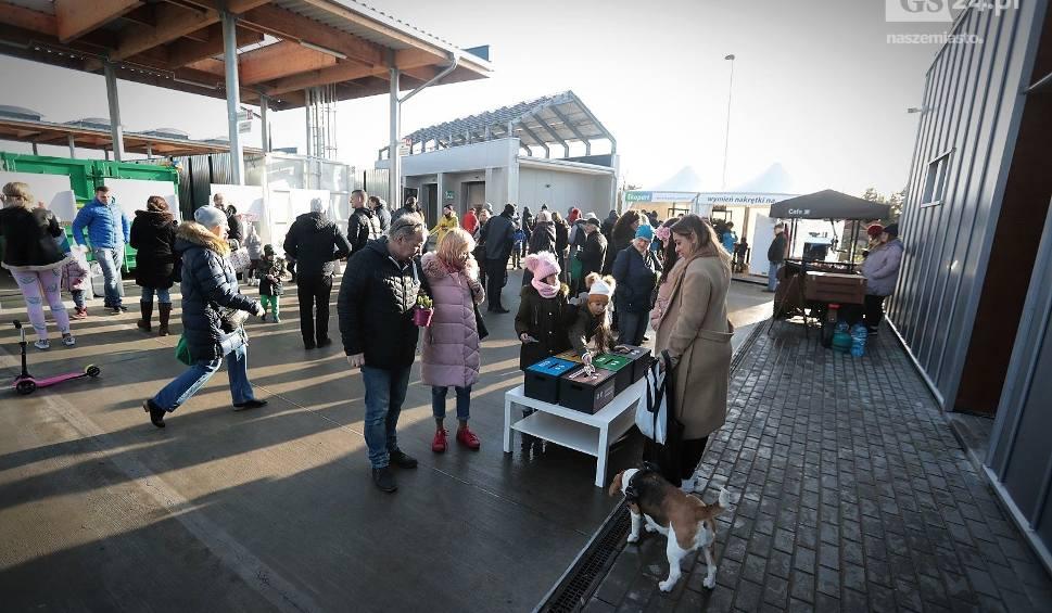 Film do artykułu: Nowy Ekoport w Szczecinie przy ulicy Taczaka. Festyn z okazja otwarcia [ZDJECIA, WIDEO]