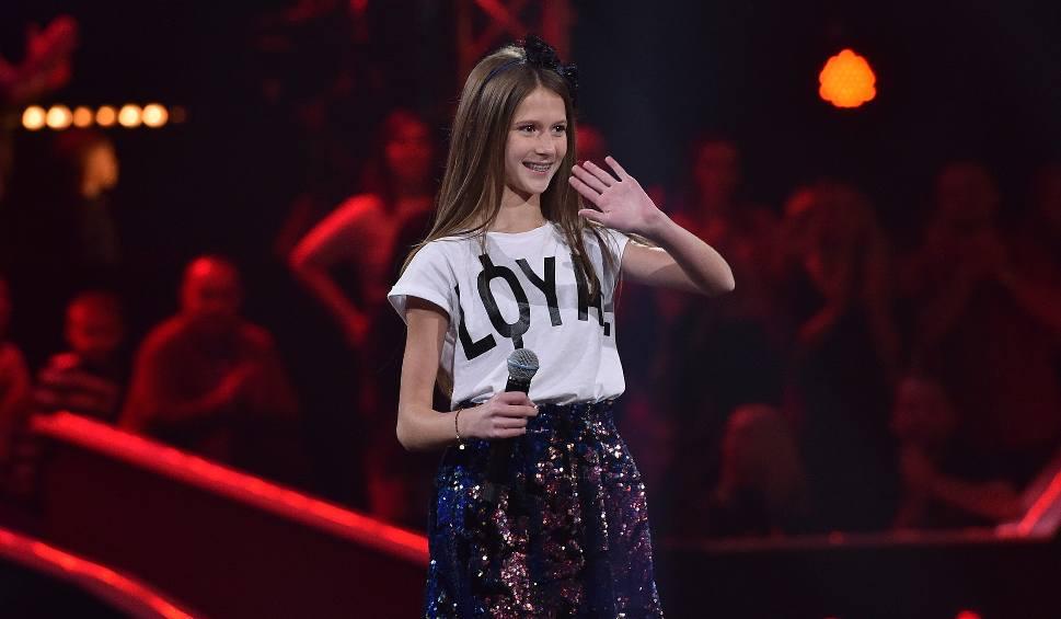 Film do artykułu: Roksana Wegiel z Jasła zaśpiewa w finale The Voice Kids. Jurorzy zachwyceni 13-latką