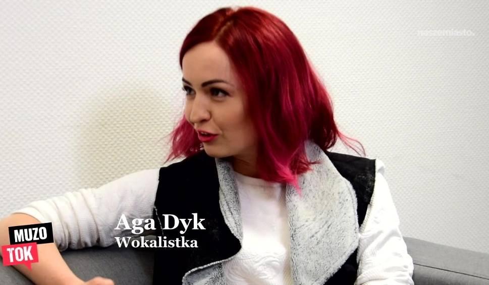 """Film do artykułu: Aga Dyk, wokalistka grupy Brathanki, wydała solowy singiel """"Kropla rosy"""". Artystka nagrała niedawno nową płytę """"Odlot na Dominikanę"""""""