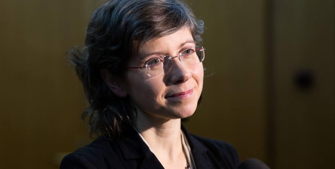 Marta Titaniec, członkini zarządu Fundacji św. Józefa.