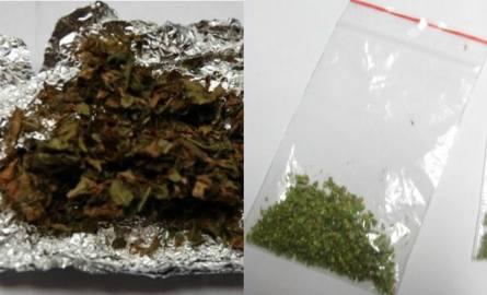 Narkotyki i wandal w rękach strażników