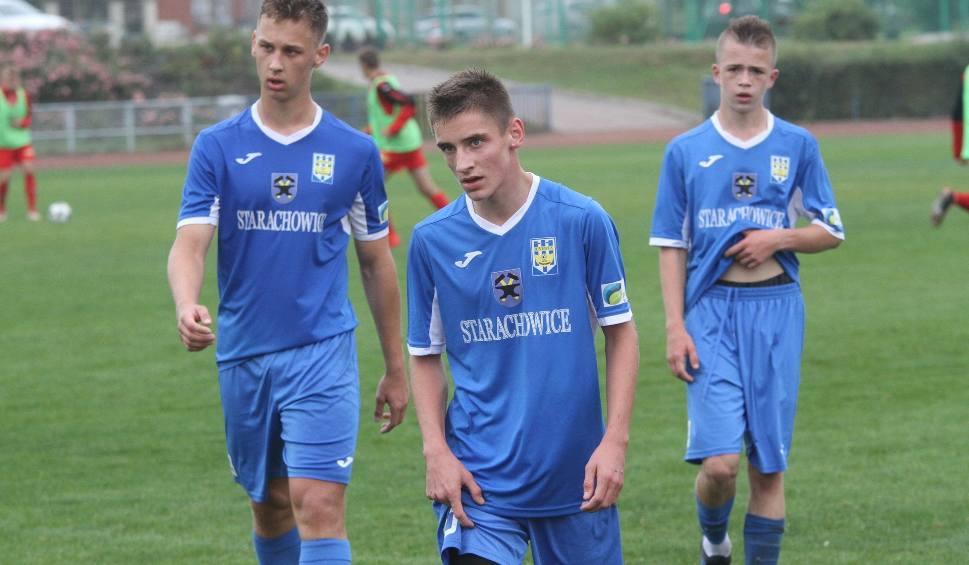 Film do artykułu: Juventa przegrała w Starachowicach ostatni mecz jesieni