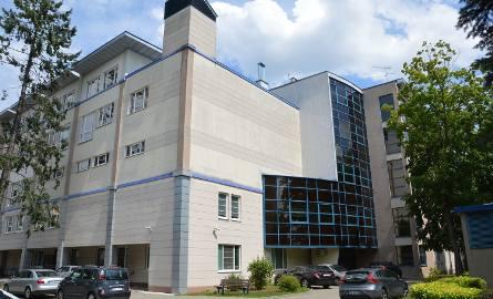 Nowy pawilon szpitala w Stalowej Woli