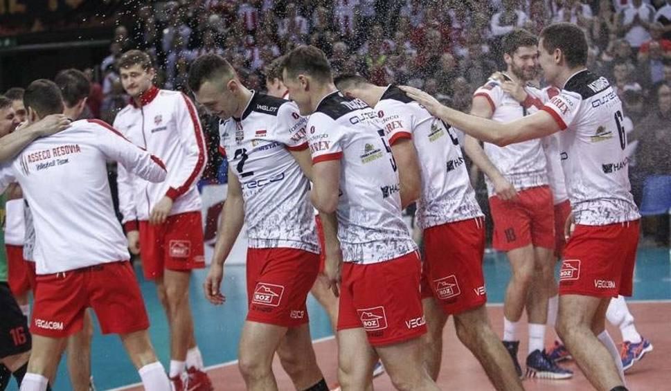 Film do artykułu: Resovia w wielkim finale Ligi Mistrzów! [RELACJA]