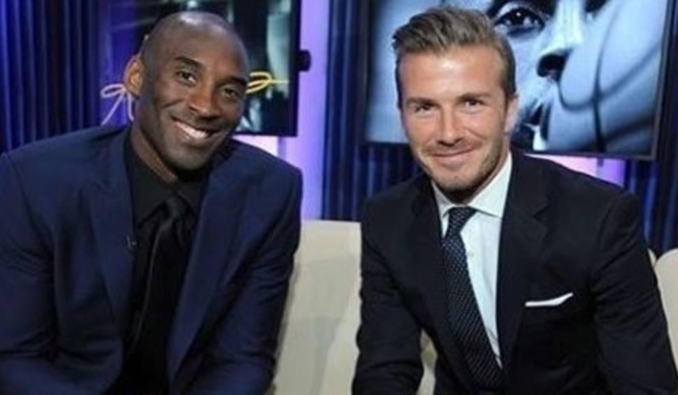 """Film do artykułu: David Beckham żegna Kobego Bryanta. """"Sam fakt, że muszę napisać te słowa jest trudny"""""""