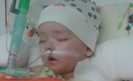 Szymon cały czas przebywa w warszawskim szpitalu