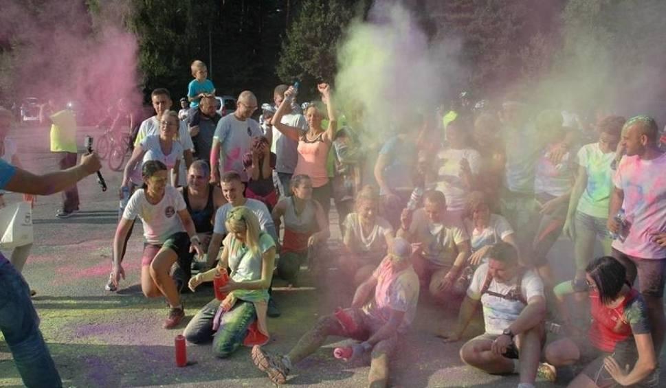 Film do artykułu: Bieg KolorLOVE Łazy coraz bliżej PROGRAM