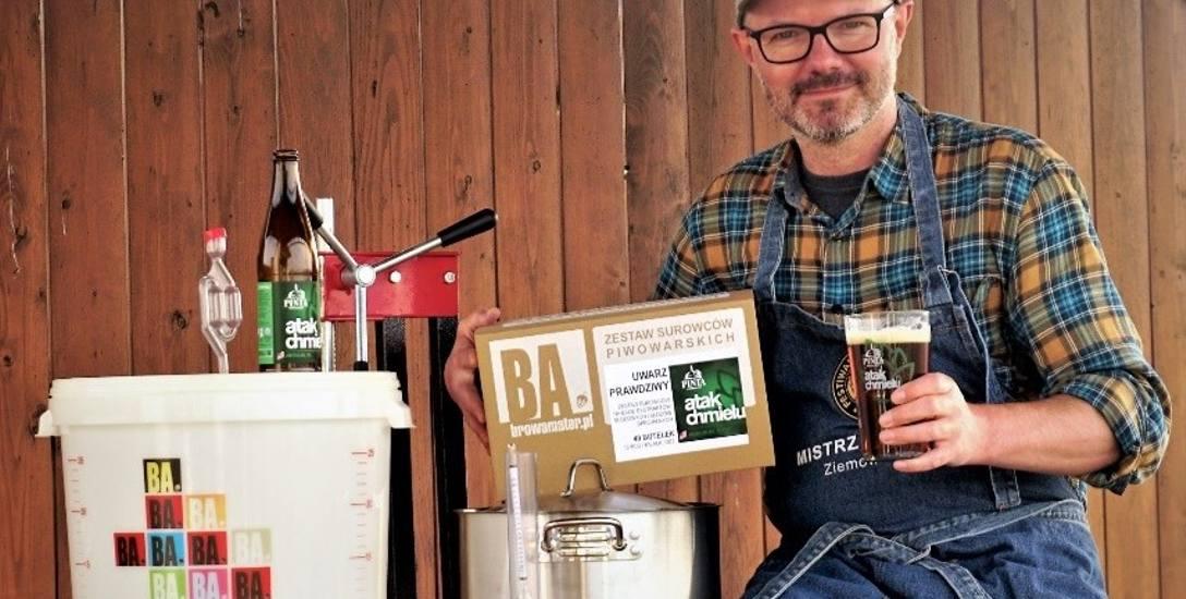 W czasach koronawirusa warzenie piwa w domu wraca do łask