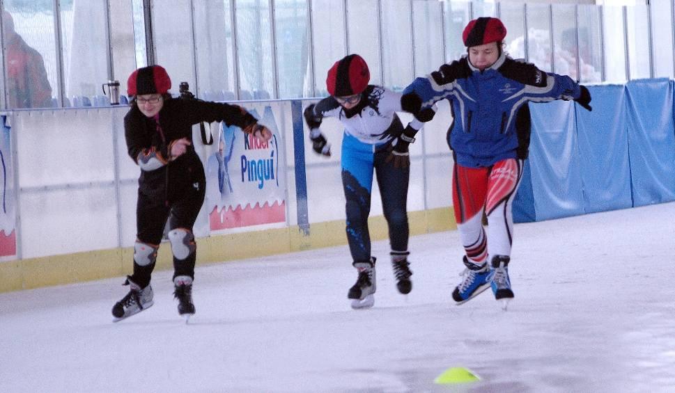 Film do artykułu: Łyżwiarze szybcy będą rywalizować na lodowisku w Skarżysku-Kamiennej w ramach Świętokrzyskich Zimowych Igrzysk Olimpiad Specjalnych