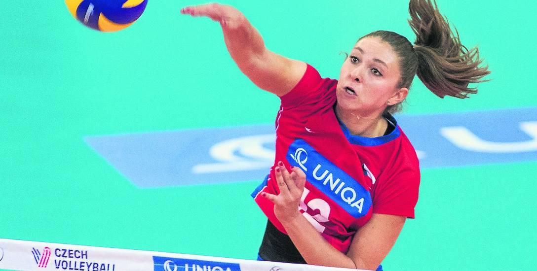 Michaela Mlejnkova, siatkarka Developresu Rzeszów: Chcę w końcu zdobyć złoty medal