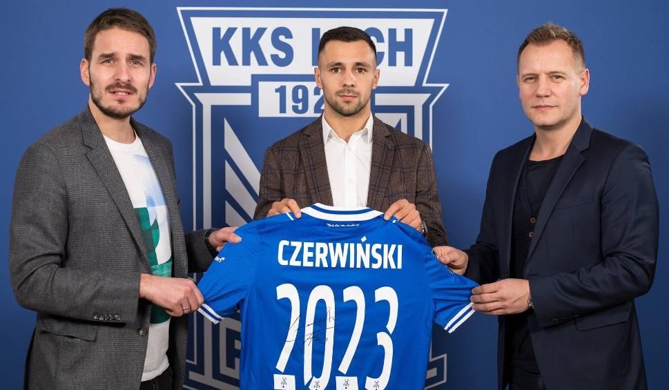 Film do artykułu: Lech Poznań porozumiał się z Zagłębiem Lubin. Alan Czerwiński nie przyjdzie do Kolejorza 1 lipca. Dokończy sezon w Zagłębiu Lubin