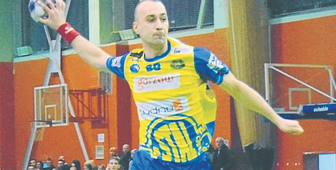 Mateusz Stupiński ponownie potwierdził, że jest jednym ze skuteczniejszych zawodników w grupie A