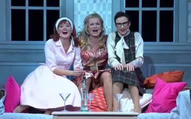 """Siła kobiet w musicalu """"Czarownice z Eastwick"""" w Teatrze Syrena"""