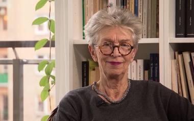 Anda Rottenberg o sztuce, rodzinie i swoim ciekawym życiu