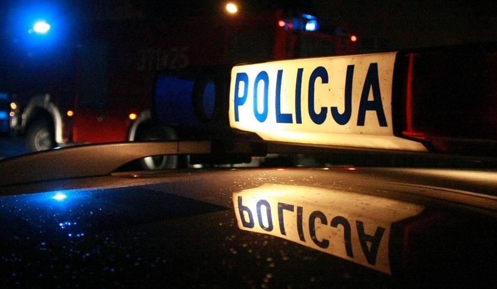 Film do artykułu: Wypadek na drodze Trzebiechów - Ostrzyce. Kia uderzyła w drzewo. Rannych 8 osób