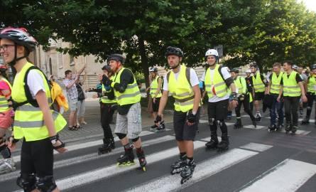 Światowe Dni Młodzieży: Nightskating Katowice Kraków