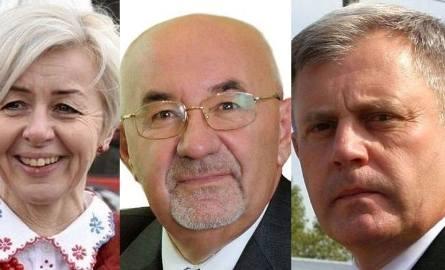 Oto liderzy we wtorek w powiatach: tarnobrzeskim - Alicja Kubiak, stalowowolskim - Stanisław Kłapeć, niżańskim - Waldemar Grochowski.