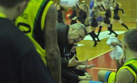 Trener Siarki Tarnobrzeg Zbigniew Pyszniak był zdegustowany po meczu swojej ekipy z AZS-em Koszalin