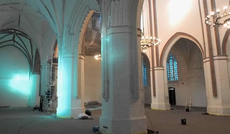 Film do artykułu: Remont katedry w Koszalinie może się przedłużyć [ZDJĘCIA]