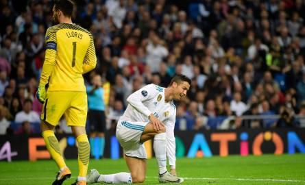 Cristiano Ronaldo pokonał Hugo Llorisa tylko z rzutu karnego.