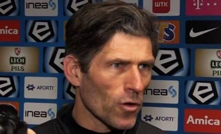 Trener przygotowania fizycznego Lecha Poznań: Na Cypr nie jedziemy na wakacje [WIDEO]
