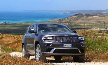 Sprzedaż Jeepa w Europie nadal rośnie.