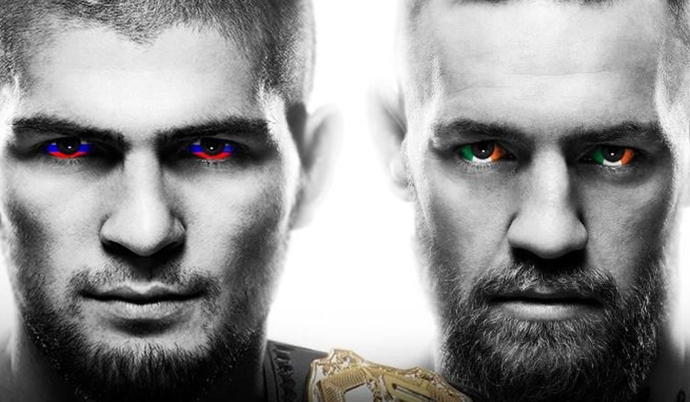 Film do artykułu: McGregor vs Khabib [UFC 229]. Transmisja na żywo w TV i online . O której godzinie, gdzie oglądać