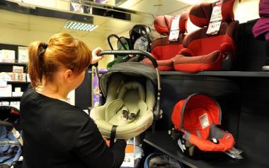 Jak wybrać fotelik dla dziecka. Porady eksperta. To bardzo ważne! [wideo]