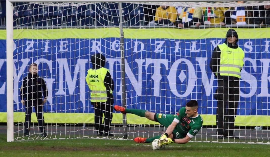 Motor Lublin - Avia 3:0. Derby Lublina w finale