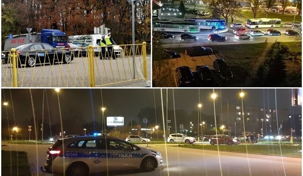 Film do artykułu: Obława i korki w Szczecinie! Jak doszło do ucieczki podejrzanego, przez ktorego policja zablokowała miasto