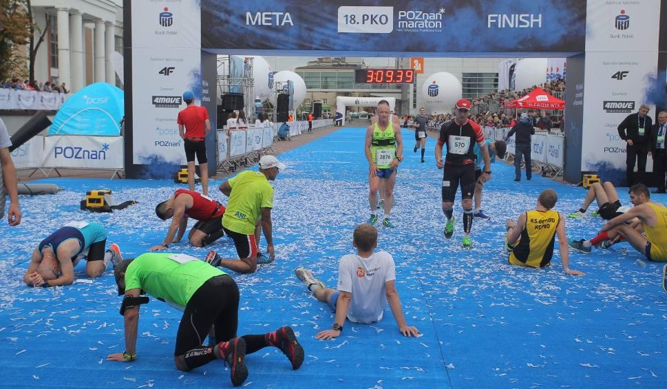 Film do artykułu: Poznań: wojewoda krytykuje organizację maratonu