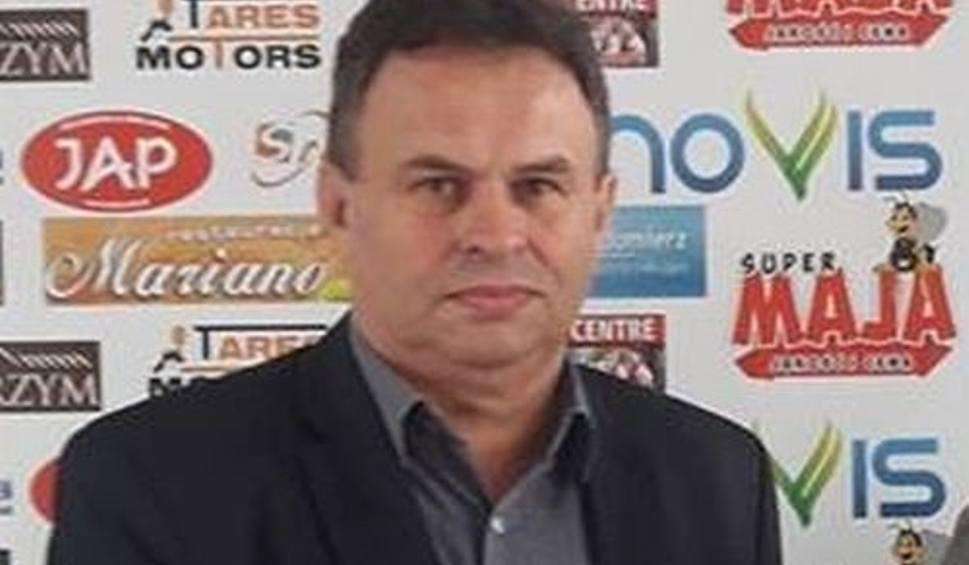Film do artykułu: Grzegorz Wesołowski przedłużył umowę z Wisła Sandomierz. Szukają napastnika