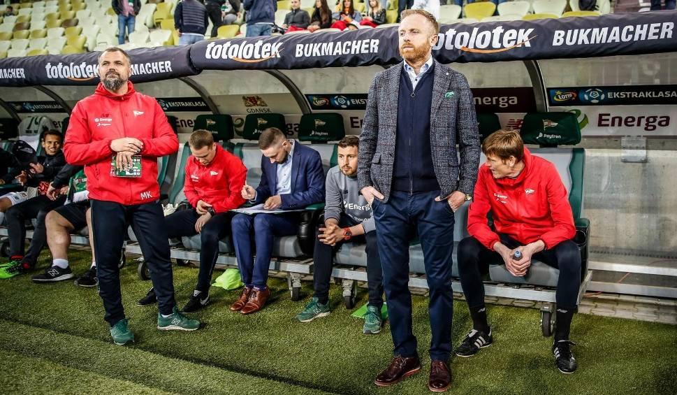 Film do artykułu: Piotr Stokowiec, trener Lechii Gdańsk: Muszę porozmawiać z piłkarzami. Takie mecze pokazują, że nie można się zapominać