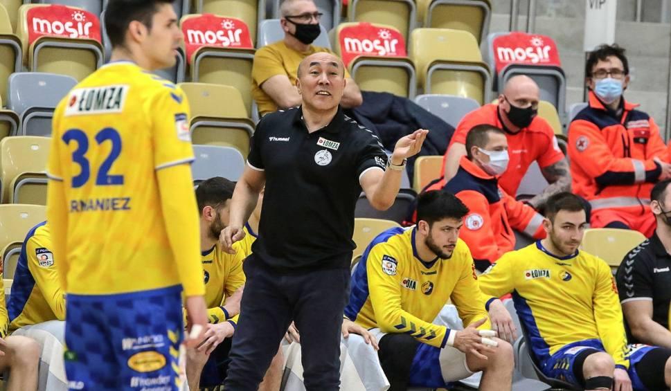 Film do artykułu: Trener piłkarzy ręcznych Łomża Vive Kielce Talant Dujszebajew po meczu w Opolu: W środę byliśmy załamani, dzisiaj wstaliśmy (VIDEO)