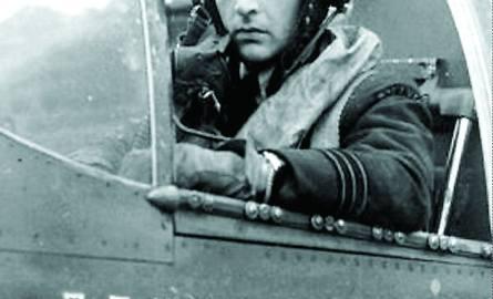 Legendarny Stanisław Skalski, najwybitniejszy polski pilot myśliwski, także szkolił się w Grudziądzu.