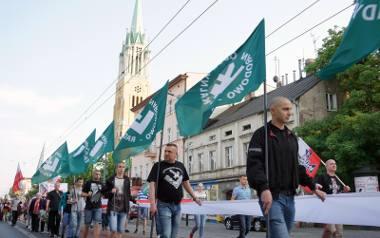 Witaszczyk na dziś: Maszerują sobie faszyści