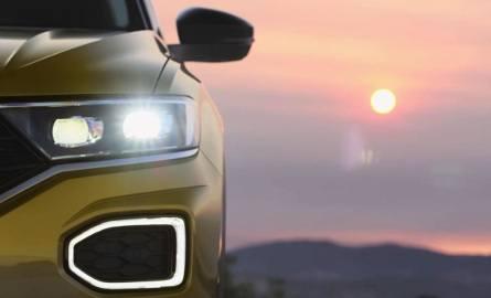 Volkswagen T-Roc. Taki będzie nowy crossover