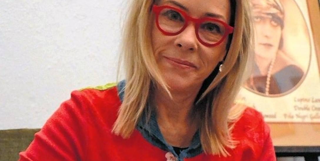 Małgorzata Potocka: - Marzyłam oczywiście o tym zawodzie