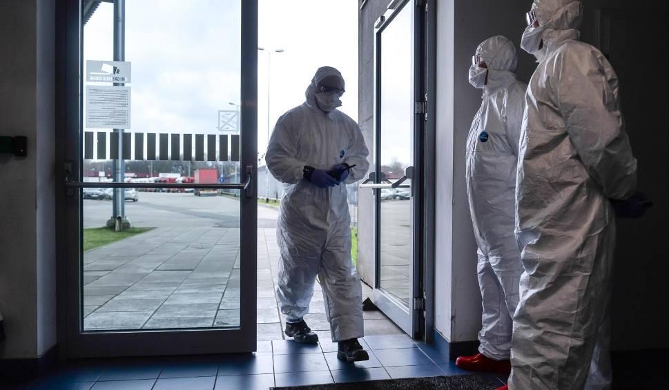 Film do artykułu: Koronawirus w Polsce. Trwają kontrole sanitarne na granicach, także dla pasażerów promów. Sprawdź, jak się zachować! [zdjęcia,wideo]