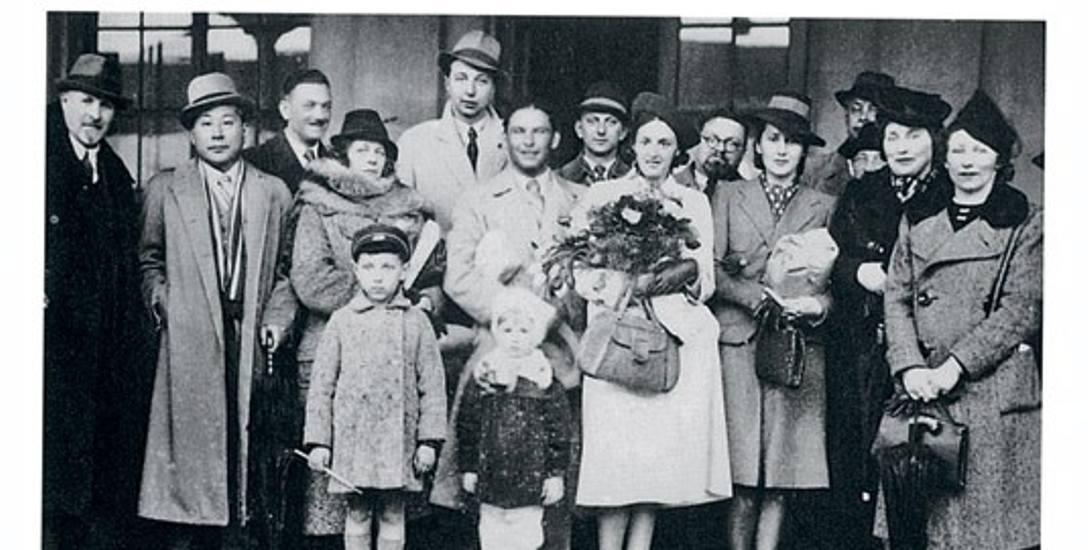 """""""Posłaniec Boga"""", który ratował polskich Żydów"""