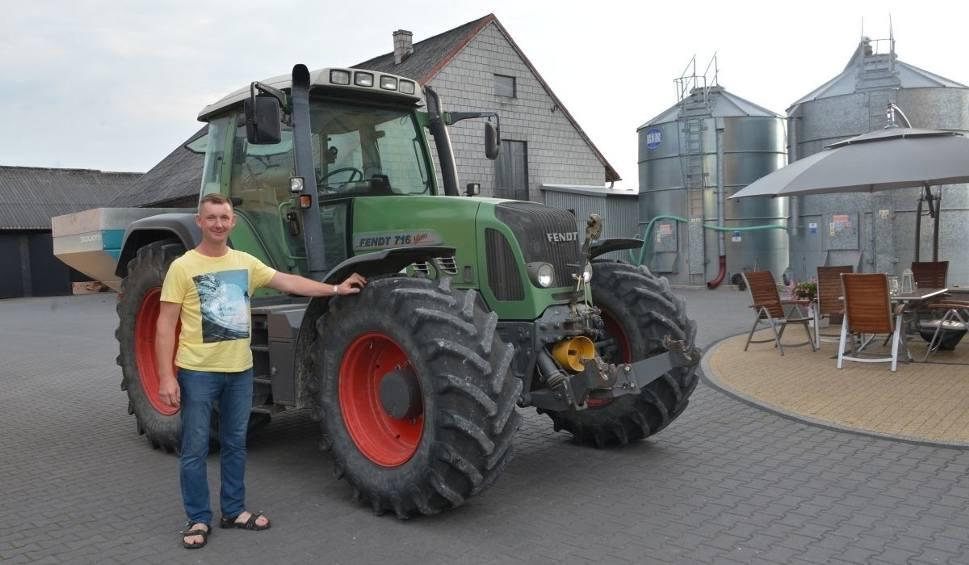Film do artykułu: Gospodarstwo Tomasz Ślęzaka wśród najbezpieczniejszych w województwie. Grunt to sprawne maszyny i bystry umysł [ZDJĘCIA]